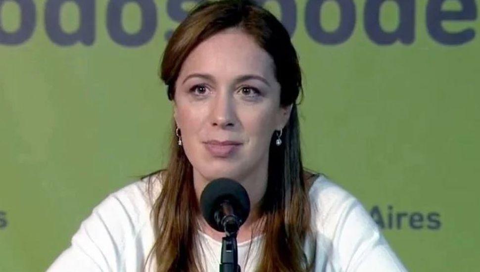 Vidal anunció un aumento para los estatales bonaerenses