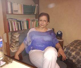 Psicoanalista Alicia Presas de Ginzo.
