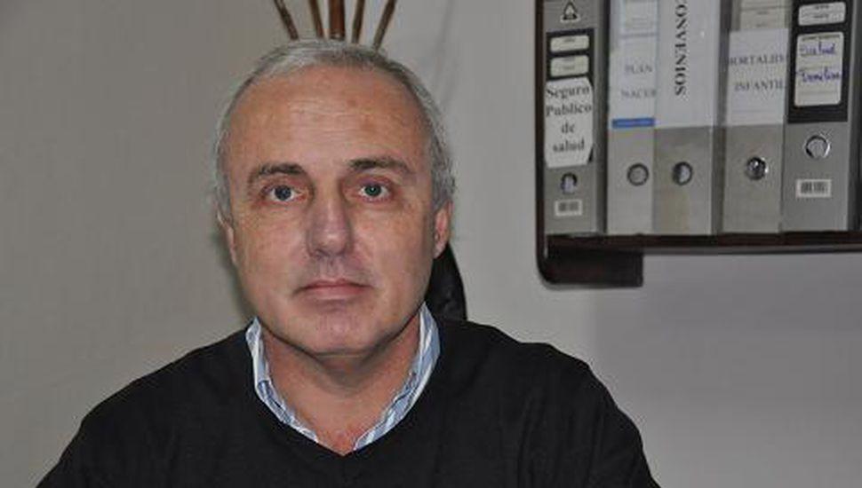 Hugo Talani, concejal del Frente Renovador.