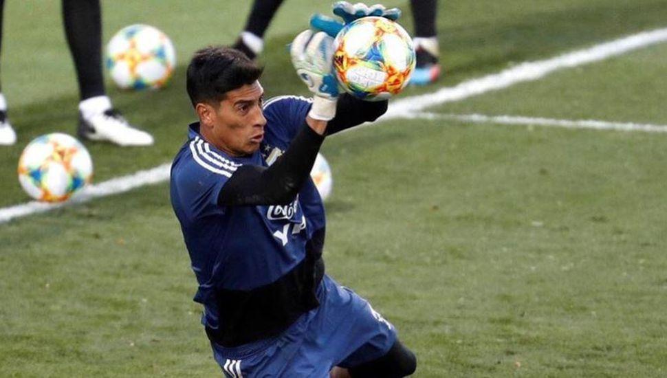 A un día del debut, desafectaron a Andrada de la Selección y lo reemplaza Musso