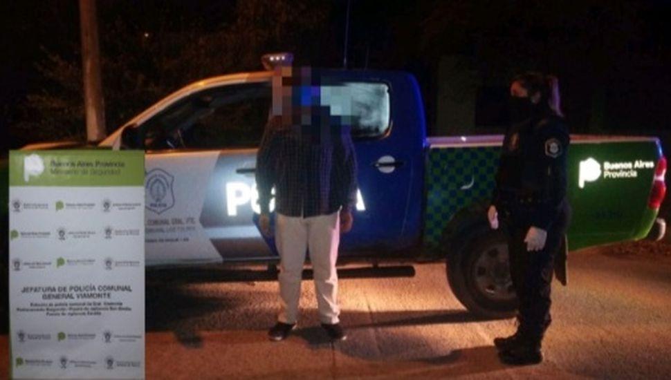 4 aprehendidos y 27 notificados por violar la cuarentena en Viamonte