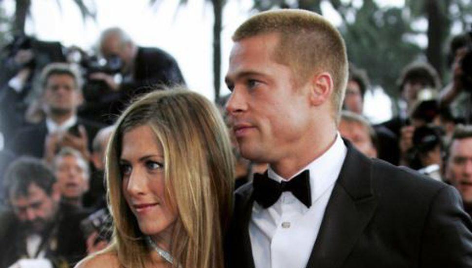 Brad Pitt y Jennifer Aniston, ¿juntos en Italia?