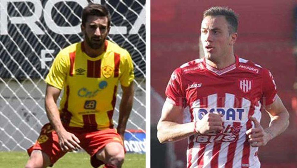 Ignacio Cacheiro y  Compagnucci van a  jugar en Patronato