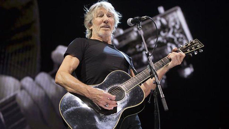 """Roger Waters duro con Donald Trump: """"Este tipo está loco"""""""