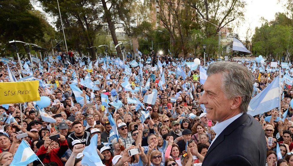 Macri en campaña contra la droga tras los dichos de Axel Kicillof