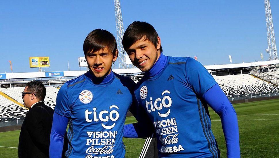 Óscar y Ángel Romero