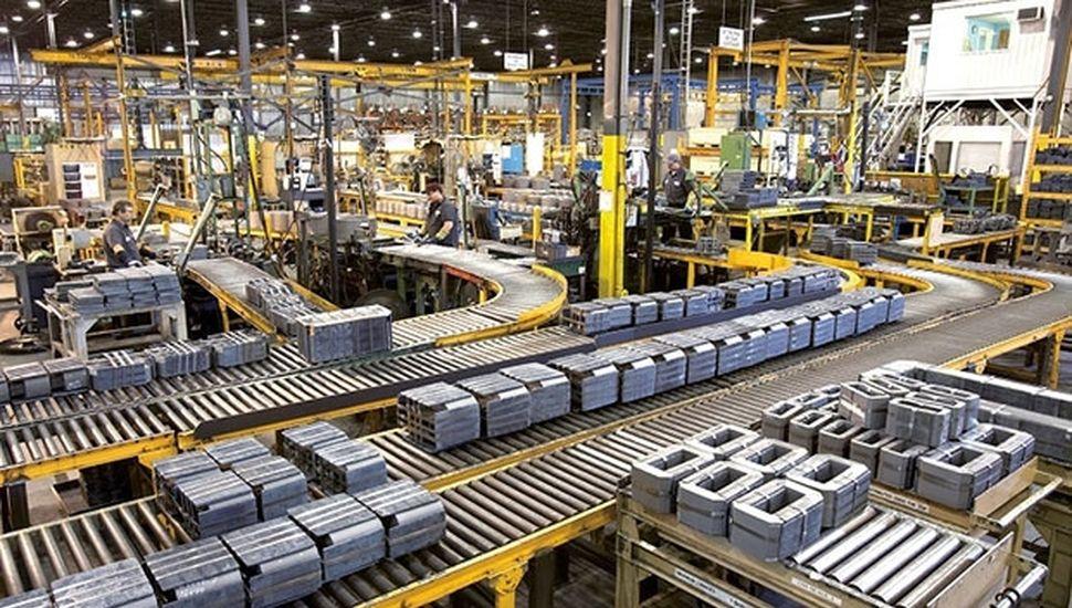 El uso de la capacidad industrial instalada  lleva 16 meses de caída