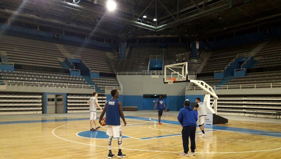 basquet local cuarentena