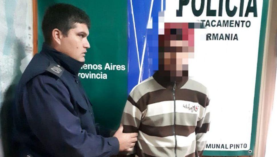 Un detenido por lesiones calificadas en Pinto