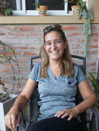Como atleta, Nancy Piva se destacó en los planos provincial, nacional e internacional.