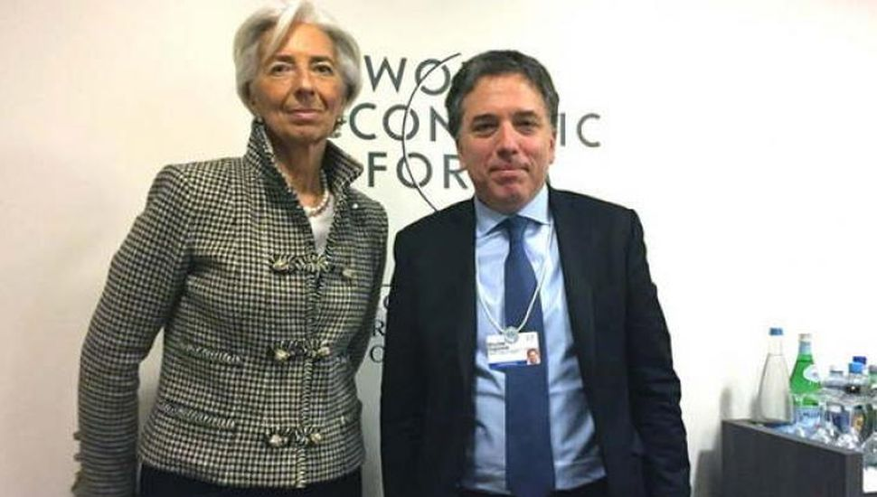 Quinto desembolso del FMI: faltan otros USD 24.400 millones