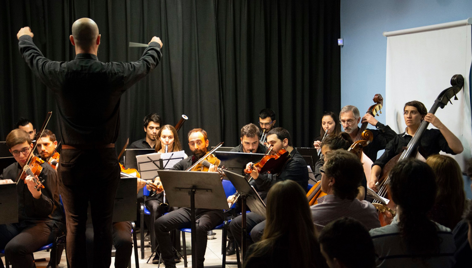 Orquesta Académica Junín.