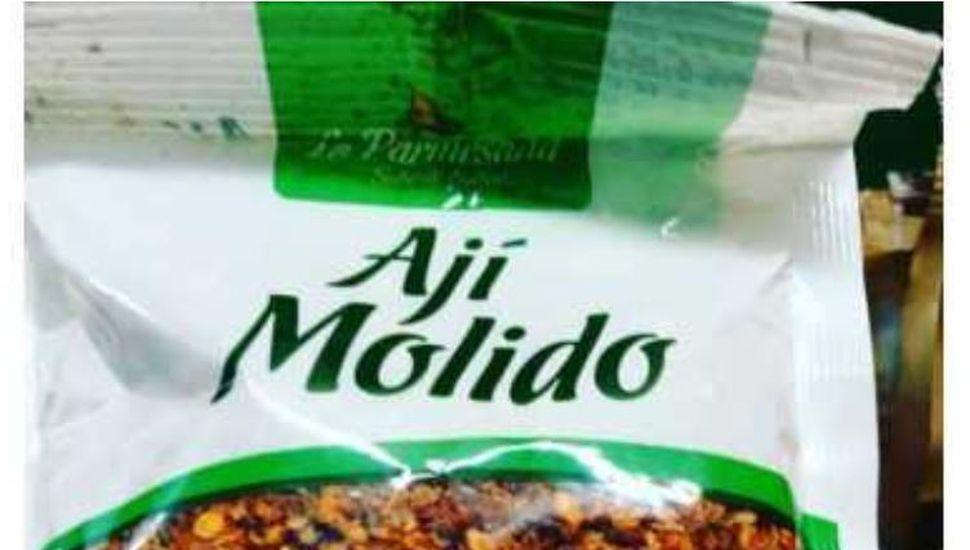 La Anmat prohibió lotes de ají molido y pimentón extra dulce de una reconocida marca