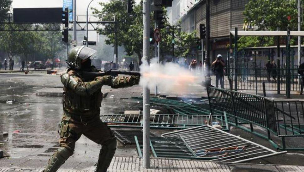 Nueva protesta en Chile  tras anuncios de Piñera