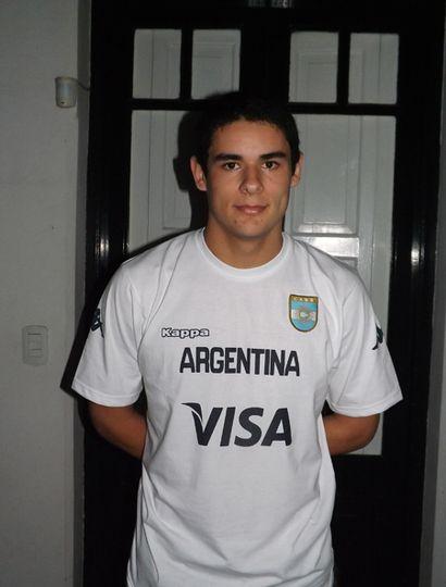 "Agustín Acuña: ""Me gustaría volver a jugar en Junín"""