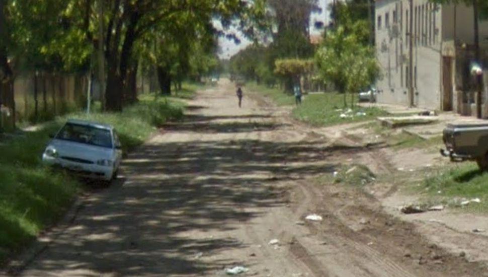 En calle Matheu al 300 golpearon a un hombre para robarle.