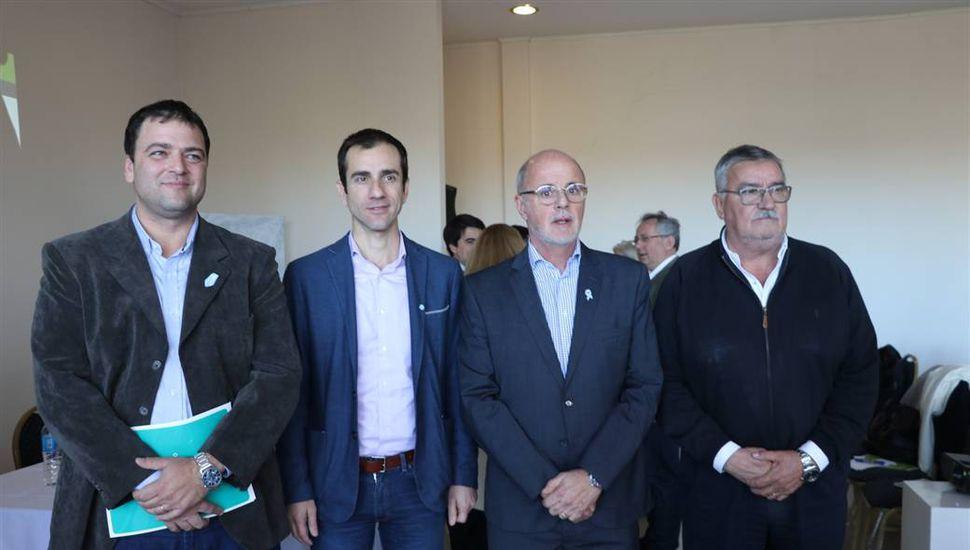 Petrecca fue invitado a exponer sobre transparencia en la gestión municipal