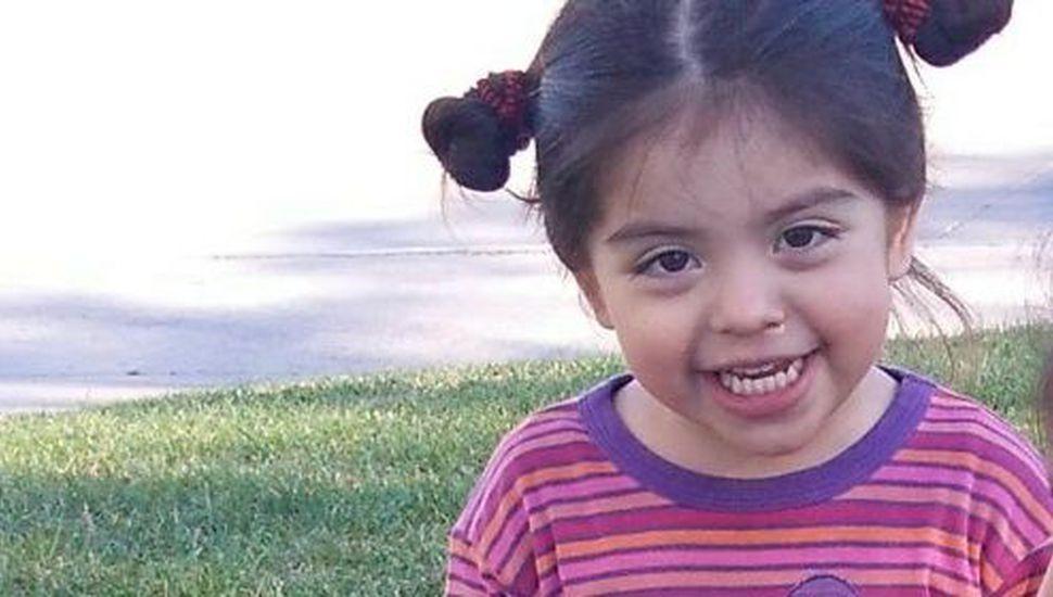 Buscan a Delfina, una nena perdida hace tres días en General Roca