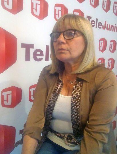 Cristina Cavallo participó ayer del programa Reporte Especial (TeleJunín).