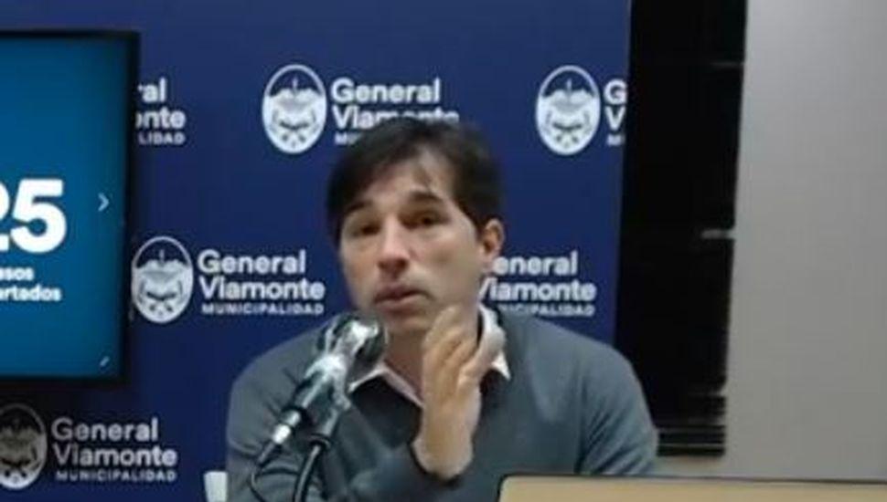Confirman un caso positivo de coronavirus en General Viamonte, que regresa a la Fase 4