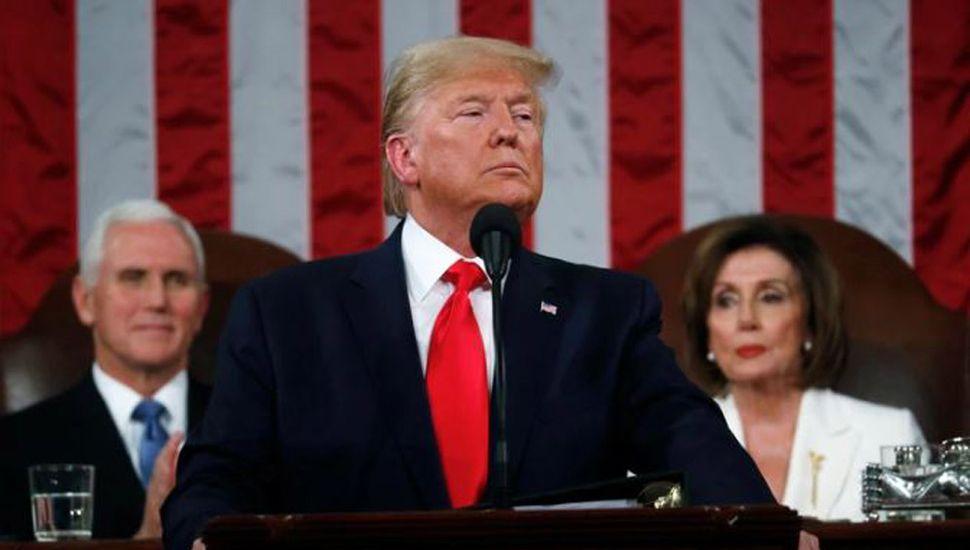 Donald Trump fue absuelto por el Senado en el juicio político