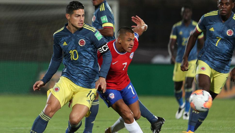 chile y colombia