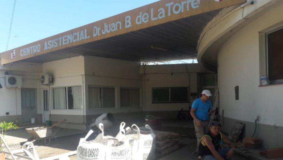 Importante donación de Diego Buonanotte para el Centro Asistencial de Ferré