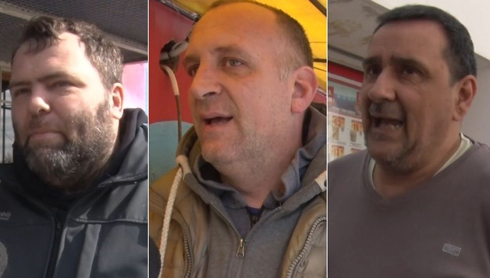 """Comerciantes de Rojas: """"Hay que ser prudente con lo que se cobra"""""""