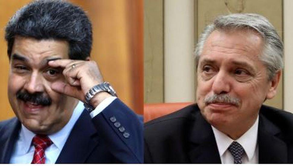 """Nicolás Maduro sobre Alberto Fernández: """"Es un estúpido"""""""