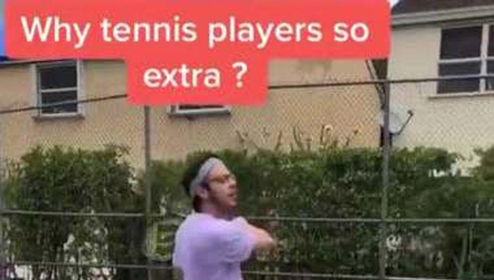 La ATP pidió disculpas por un polémico video.