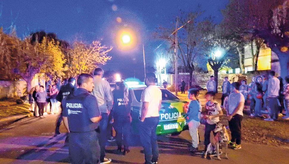Rocío fue baleada en la vía pública y quedó parapléjica.