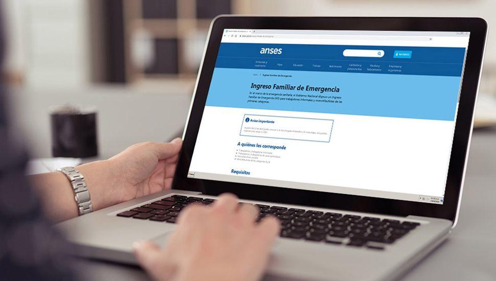 Beneficiarios del IFE deberán informar el CBU a través de un nuevo aplicativo