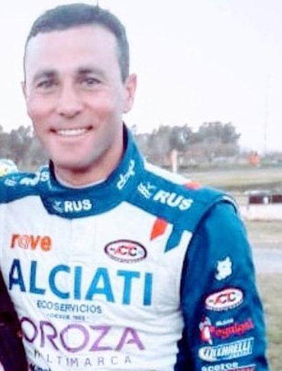 Federico Pérez no correrá este fin de semana en Rafaela, en el inicio de la Copa de Oro del Turismo Carretera.