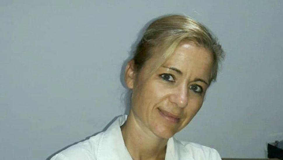 Nutricionista Vanina Petraglia.