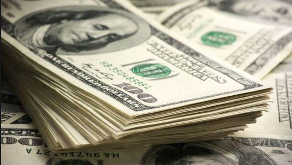 El dólar subió y cerró a $ 39,20 en el Banco Nación