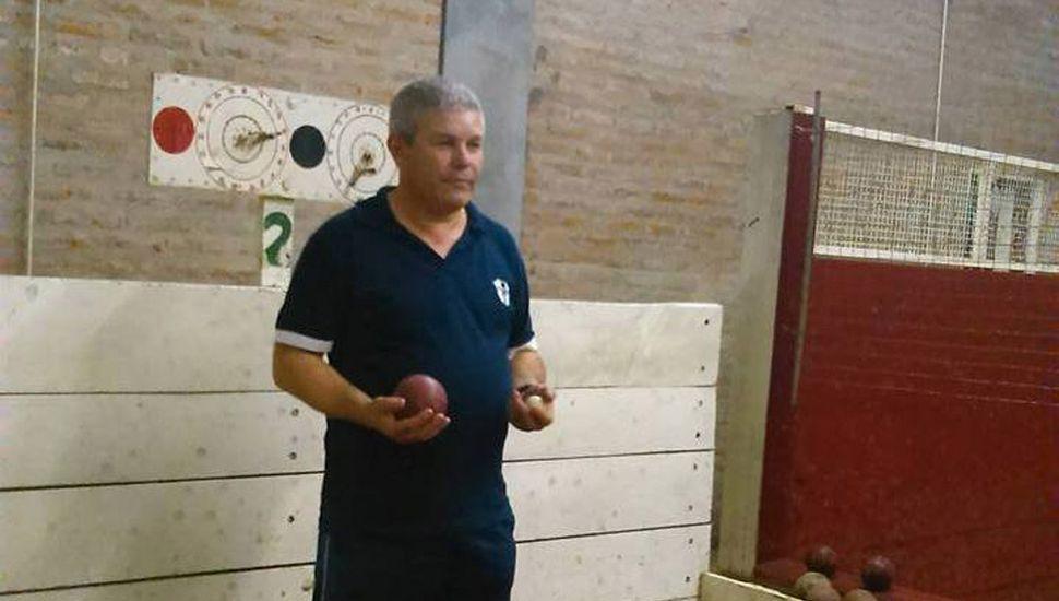 Oscar Cañete.