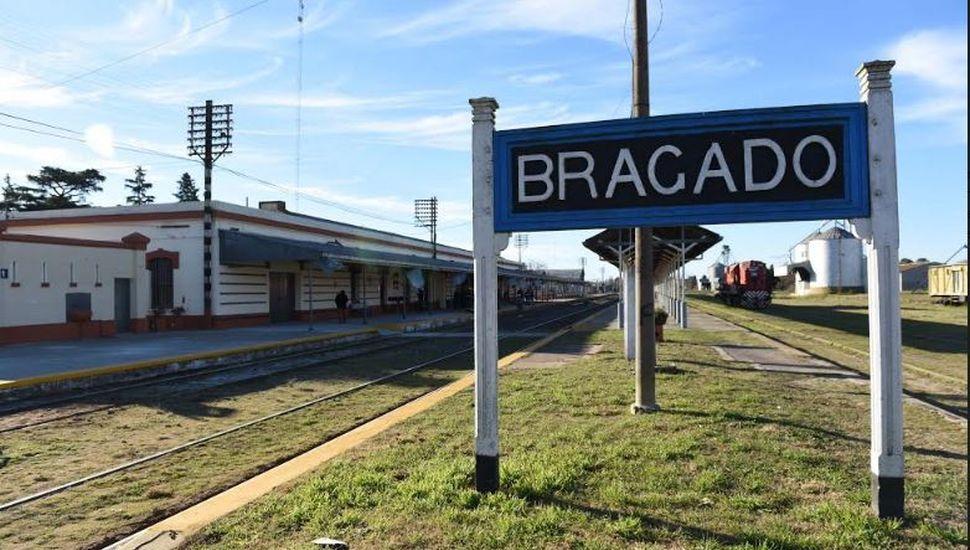 Casi siete mil personas por mes eligen el tren para viajar a Bragado