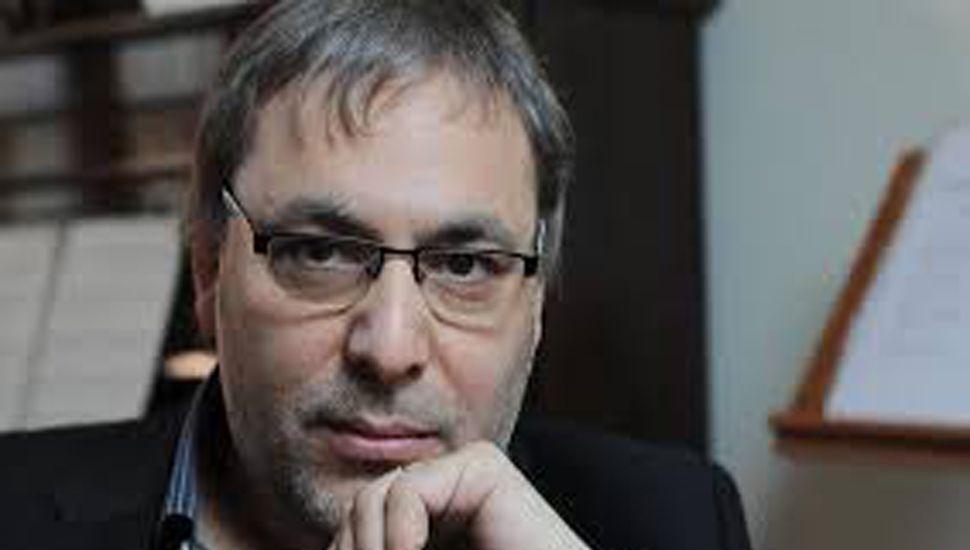 Gabriel Rolón en El lado B del amor.