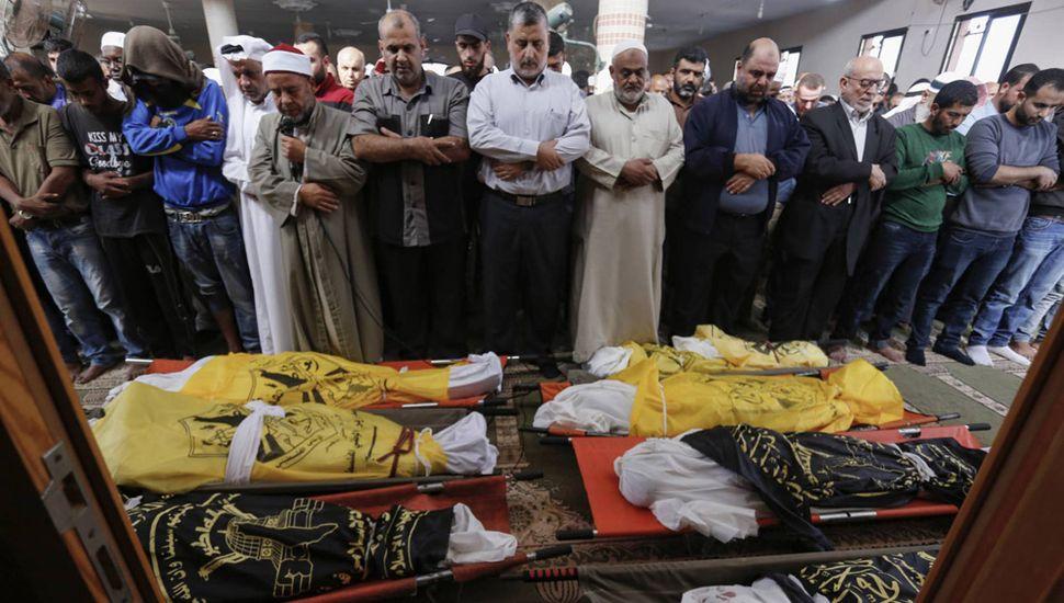 La Haya mira a Palestina por crímenes de guerra