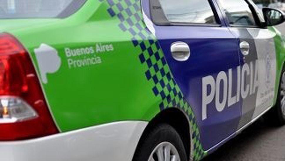 Los policías efectuaron dos disparos.