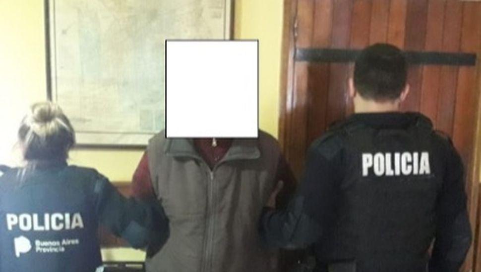 Detuvieron a un hombre de 31 años en Carabelas