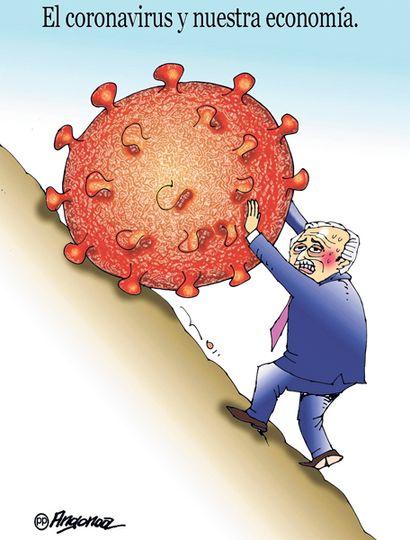 El 87% afirmó que la pandemia derivará en una crisis económica