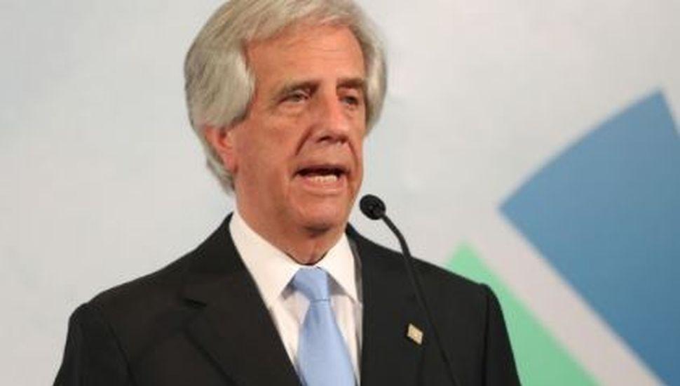 Confirmaron que el presidente de Uruguay Tabaré Vázquez tiene un tumor maligno