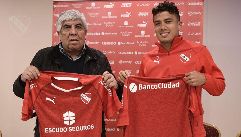 Hugo Moyano y Andrés Roa.