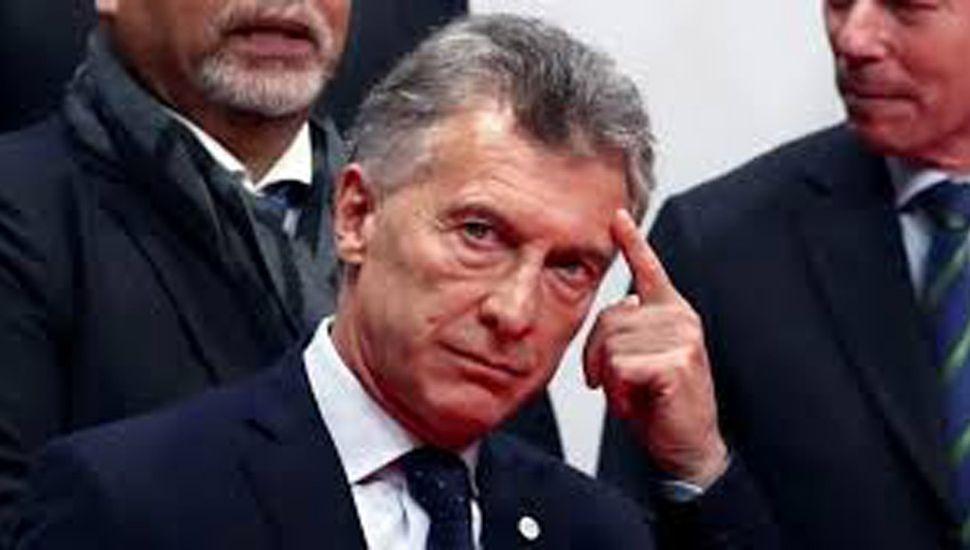 Mauricio Macri salió a pedirle a Alberto por los argentinos varados