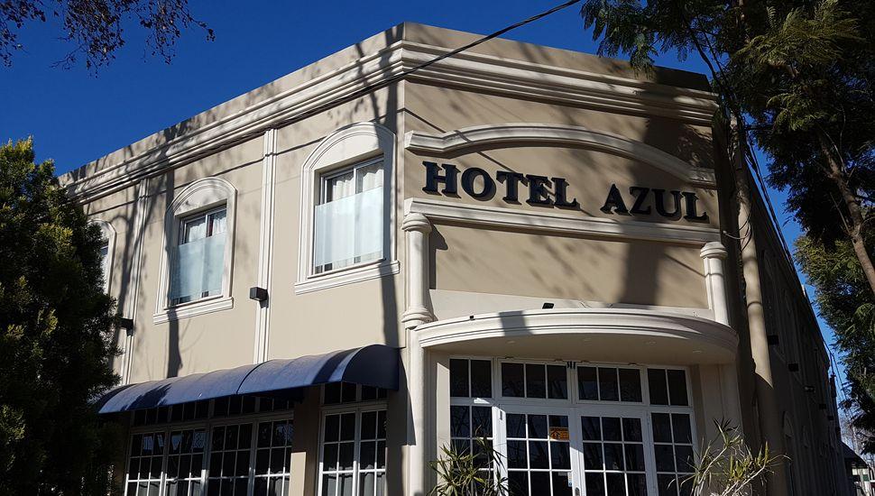 El Hotel Azul cerró sus puertas en nuestra ciudad