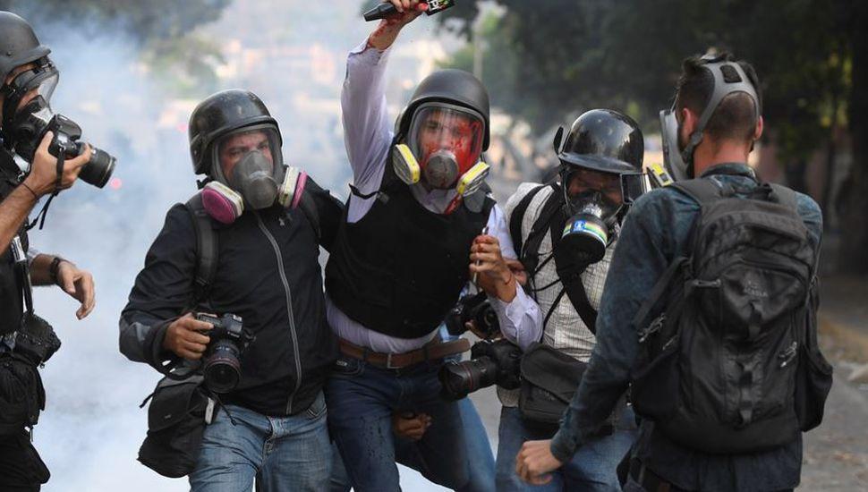 Al menos 4 muertos en Venezuela: dos de ellos jóvenes de 14 y 16 años
