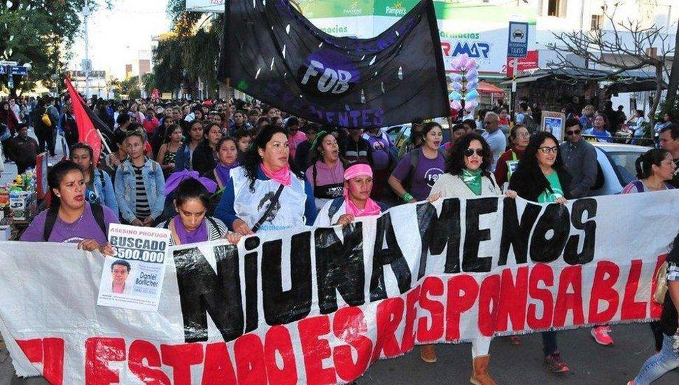 Casi 300 mujeres murieron en lo que va de 2019 como consecuencia de la violencia de género.