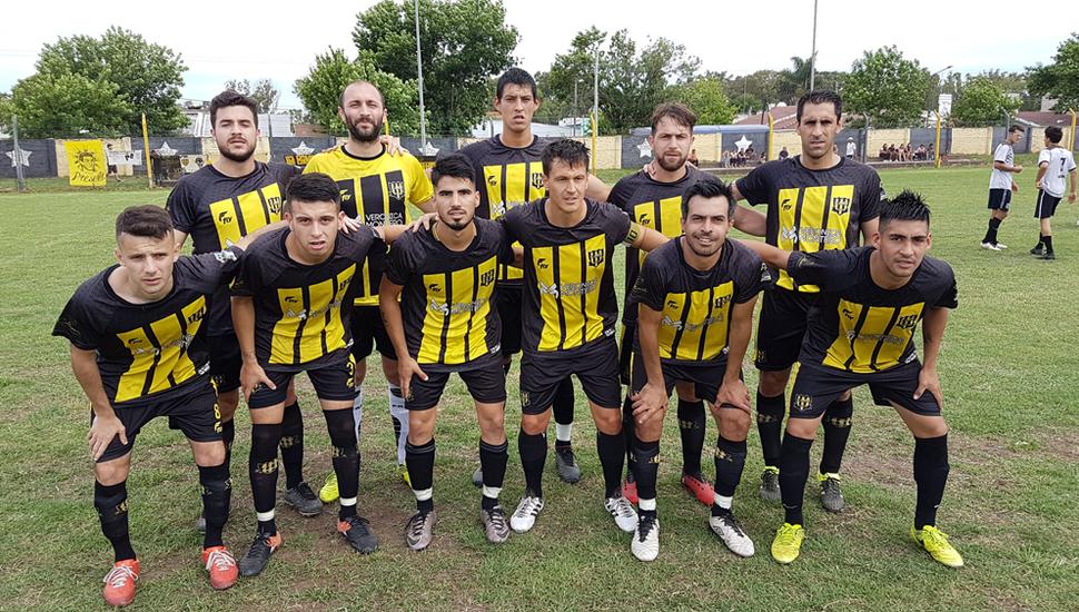 Primera división del Club River Plate de Junín.