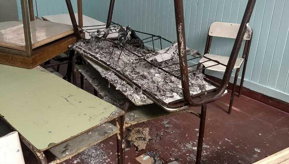 En lo que va de este año ya hubo 117 hechos de robo y vandalismo en escuelas de la Provincia.